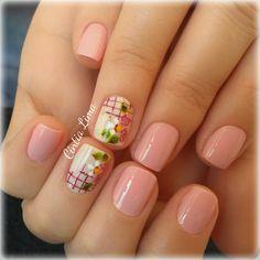Eliana, Art Nails, Roses, Flowers, Beauty, Nail Design, Singer, Perfect Nails, Hair