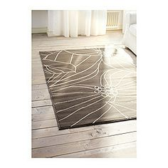 I've always loved this rug from IKEA. Now I'll need it for my hardwood floors! GISLEV Rug, low pile - IKEA