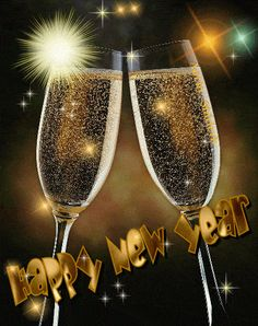 ☄ Happy New Year GiF☄ - neujahr dekor Happy New Year Animation, Happy New Year Gif, Happy New Year Images, Happy New Year Quotes, Quotes About New Year, Merry Christmas And Happy New Year, Happy Pics, Happy New Year Greetings, Nouvel An Citation