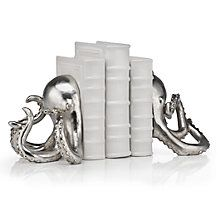 Octopus Bookends Stylish Home Decor & Chic Furniture At Affordable Prices | Z Gallerie