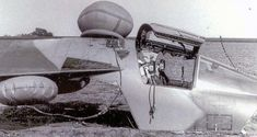 f111 escape capsule | 111D Escape Capsule recovered after USAF F-111D # 68-0125 crashed on ...