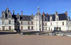 Château de Saint Aignan ~ Loir-et-Cher ~ France