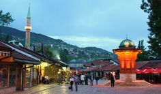 A day in Sarajevo - most interesting place.