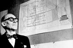 Speels kort filmpje over de theorieën en ontwerpen van Le Corbusier