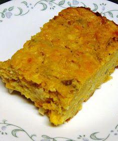 Debbi Does Dinner... Healthy & Low Calorie: Mexican Corn Casserole