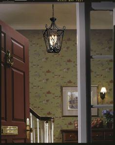 Bradford foyer lantern