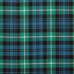Lamont Ancient Lightweight Tartan by the meter  – Tartan Shop