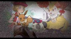 Pokemon AMV Serena moment - Fade - Alan Walker ピカチュウ PiKaChu