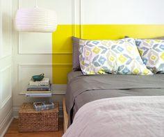 Créez une tête de lit originale