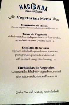 Vegetarian Dining in Disney World