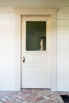 "Fixer Upper: ""Beanstalk Bungalow"" - Antique Pantry Door"