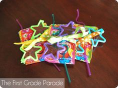 End of Year Gift Idea (from The First Grade Parade)