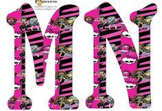 Monster High Alphabet