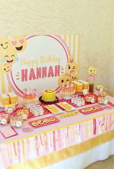 Emoji Party | CatchMyParty.com