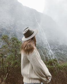 "Max on Instagram: ""Getting out and about this weekend? Don't forget a warm layer! @staceybanfield_ exploring the beautiful Milford Sound in the Natalie…"" New Zealand Winter, Milford Sound, Getting Out, Panama Hat, Exploring, Don't Forget, Layers, Warm, Beautiful"