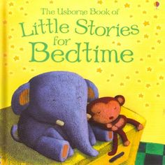 This is a delightful book with six gentle stories to lull little children to sleep. Just the job for Christmas......