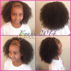 Remarkable Crochet Hair Hair Flair Pinterest For Kids So Cute And Crochet Hairstyles For Women Draintrainus