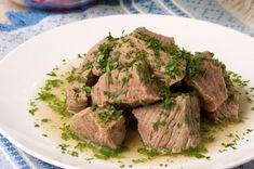 Хашлама по классическому рецепту из говядины с пряными травами