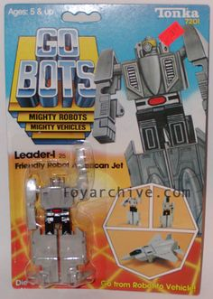 gobots leader 1 | Leader-1
