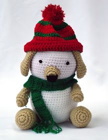 Stitch of Love: ~ Puppy and Christmas ~