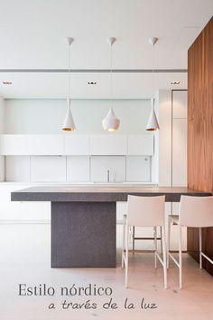 #TIPS   Descubre cómo decorar tu casa #nórdica a través de la LUZ  #decoración #interiorismo #estilonórdico