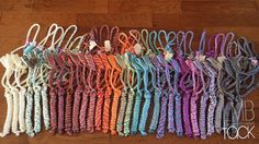 Custom MuleTape halter 3 colors with lead by LMBTack on Etsy Saddles For Sale, Barrel Racing Tack, Horse Halters, Western Horse Tack, Tack Sets, Horse Accessories, Leather Craft Tools, Horse Gear, Horse Crafts