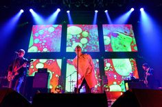 Beady Eye on stage at Wolverhampton Civic Hall. Pictures by Tim Sturgess