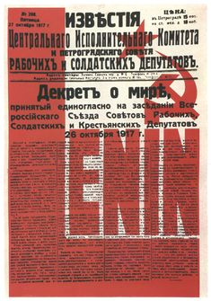 """Overprint from """"Russian Posters"""""""