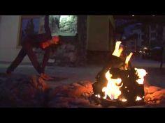 """Adidas & Wanderlust present - Daily Asana #4 - """"FIRE"""" - feat. Elena Brower"""