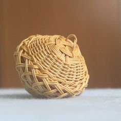 Christmas tree rattan decoration ball, cane weaving, woven, nature, natural