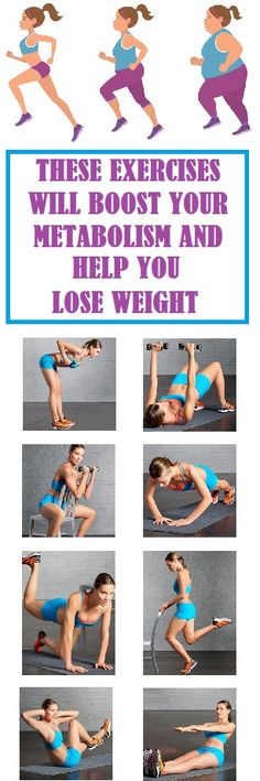 Every woman in the world wants to have nicely toned body and tight abs, but this is not so easy to achieve.The exercises we have for you today will help you burn a lot of fat and tone your abs and major muscle groups. They won't only boost your metabolism – they will also accelerate your heart rhythm which will result in a more significant weight loss.