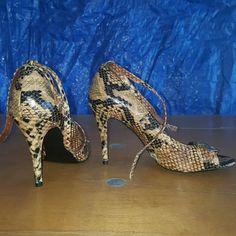 BCBG Heels Size BCBGeneration Shoes Heels