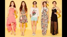 Summer outfits!!!