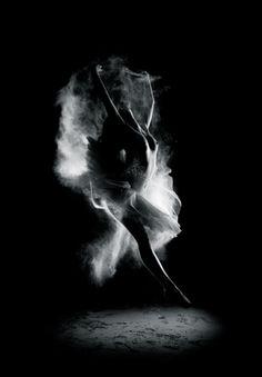 powder dance