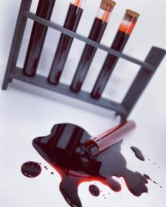 The beauty of Dark Venous Squirt Blood Whos using it for Halloween this year? Thanks to our friends at @MehronMakeup #mehronmakeup #squirtblood #darkvenous #sfxblood #specialeffectsmakeup #sfxmakeup #blood #halloweenmakeup #theatricalmakeup Mehron Makeup, Halloween This Year, Theatrical Makeup, Special Effects Makeup, Professional Makeup, Blood, Thankful, Costumes, Dark