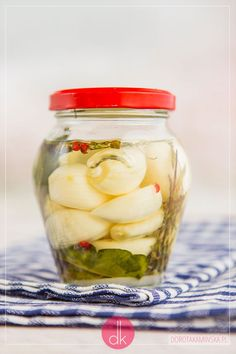 Preserves, Pickles, Cucumber, Mason Jars, Good Food, Food And Drink, Drinks, Eat, Cooking