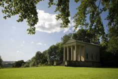 GB_Rievaulx_Terrace_Yorkshire_01  Ionic Temple and Terrace