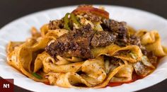 Spicy cumin lamb noodles at Xi'an Famous Foods. | 21 Delicious NYC Foods That Are Worth Every Penny