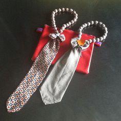 Collier-cravates 25 €