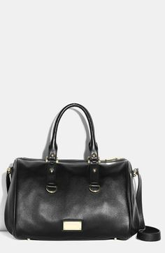 Vince Camuto Leather Satchel available at #Nordstrom