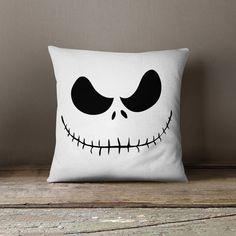 "Nightmare before Christmas - ""Spooky Night before Christmas"" Pillow Case"