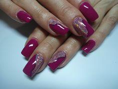 Одноклассники Nail Manicure, Gel Nails, Nail Polish, Short Nail Designs, Nail Art Designs, Love Nails, Pretty Nails, Diamond Nails, Beautiful Nail Art