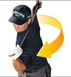 Top 5 Golf Exercises to Improve Your Golf Shoulder Turn - Solutions for Golfers Over 50 Like this. #ImproveYourGolfGame