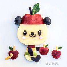 San Rio's Pandappld made with apple.