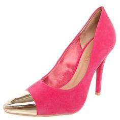 Scarpin rosa cap toe $139.90 http://fiveb.lu/scrp-rosabc