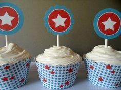 Delicious Treats for Labor Day with Creative Decorative Ideas_22