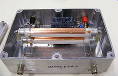 Cosmic ray detection with fluorescent tubes Cosmic, Tube, Diy, Bricolage, Do It Yourself, Homemade, Diys, Crafting