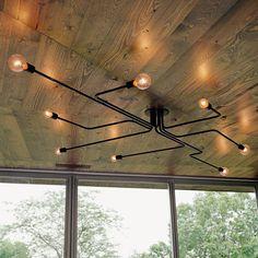 Vintage lampade a sospensione industriale ferro sospensione apparecchio per illuminazione led bar moderno caffè luce cucina lampara lampada ristorante in  &nbspda   su AliExpress.com   Gruppo Alibaba