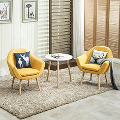 online shopping for Magshion 2 Pcs Elegant Upholstered Fabric Club Chair Accent Chair W/ 2 Free Pillows (Green) from top store. See new offer for Magshion 2 Pcs Elegant Upholstered Fabric Club Chair Accent Chair W/ 2 Free Pillows (Green) Living Room Chairs, Living Room Furniture, Home Furniture, Furniture Design, Plywood Furniture, Chair Design, Modern Furniture, Fabric Armchairs, Chair Fabric