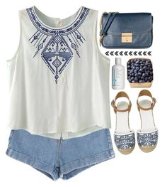 """Untitled #560"" by intanology ❤ liked on Polyvore featuring Tory Burch, Chicnova Fashion, Marc Jacobs and Lea Journo"